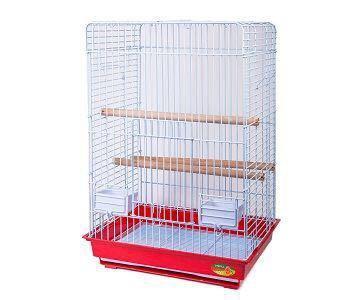 Большая клетка для попугаев. Фото 1. Зеленоград.