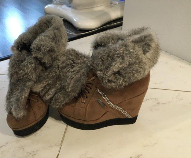 Ботинки зимние. Фото 2. Пушкино.