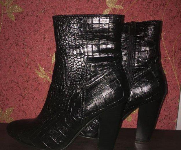 Ботиночки новые!!!. Фото 1. Краснодар.
