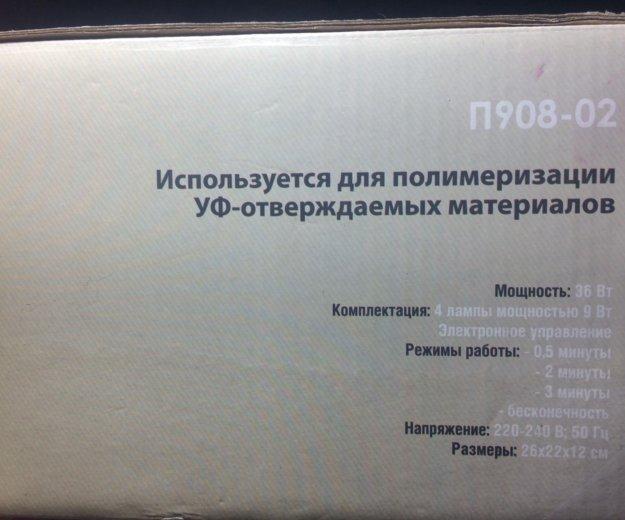 Уф лампа 36 вт танго. Фото 3. Санкт-Петербург.