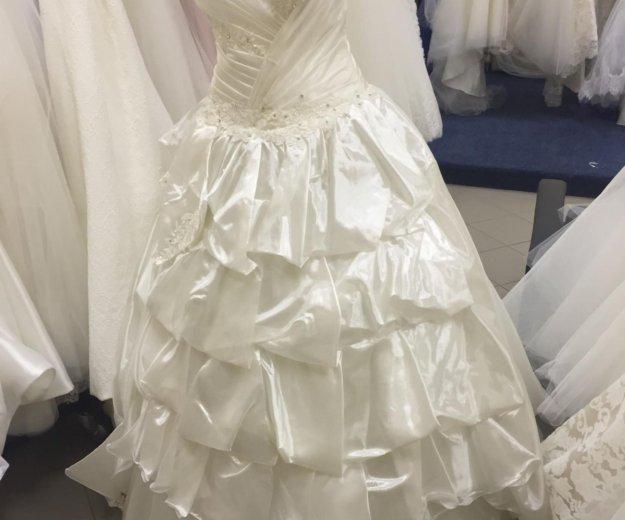 Новое свадебное платье. Фото 3. Москва.
