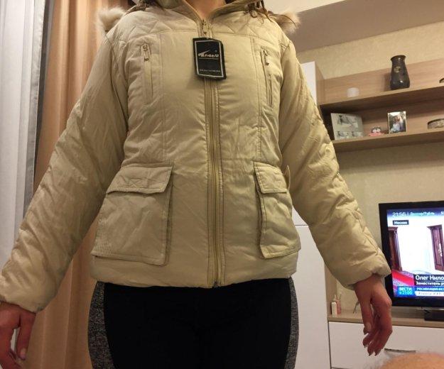 Новая куртка. Фото 1. Ярославль.