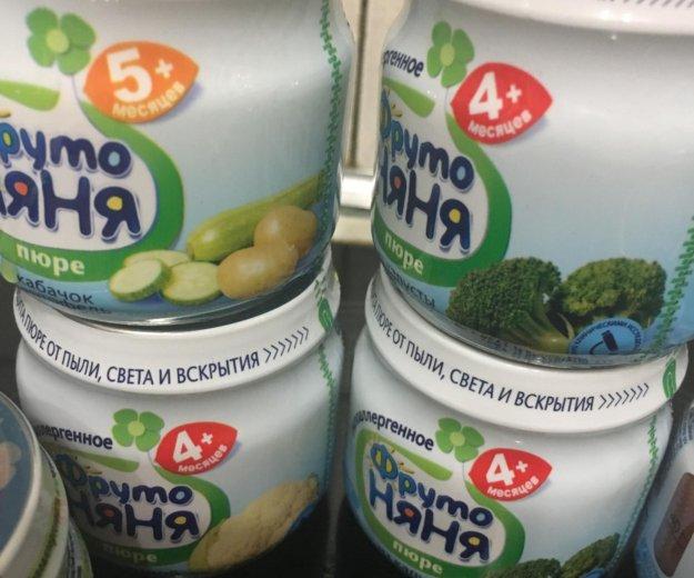 Детское питание, овощи в баночках. Фото 2. Москва.