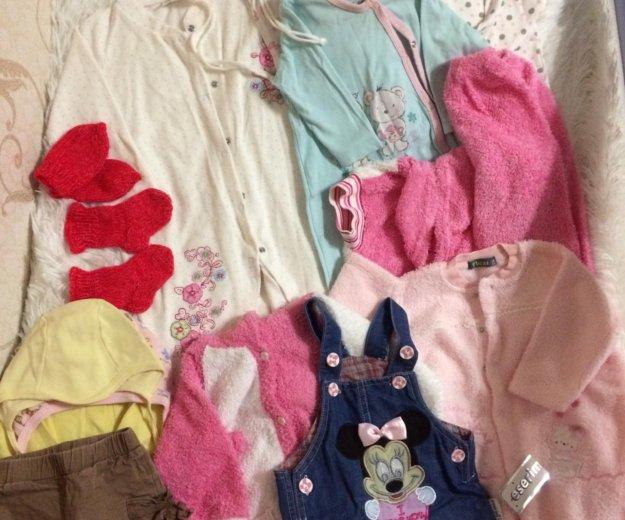Продам пакет одежды на девочку. Фото 1. Санкт-Петербург.