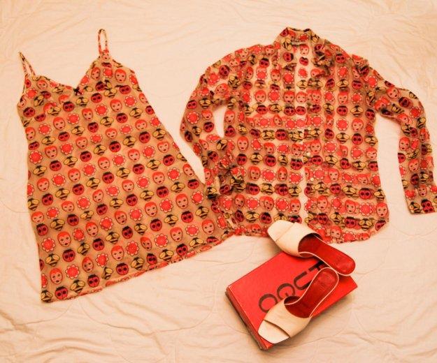 Красивейшая итальянская блуза. Фото 3. Москва.
