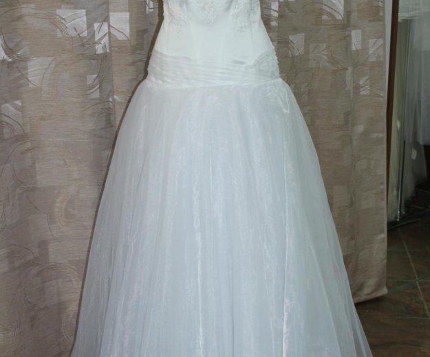 Свадебное платье. Фото 3. Смоленск.
