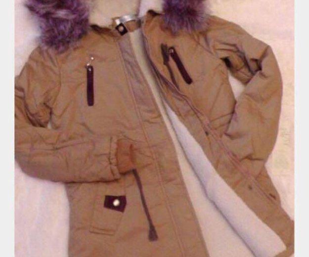 Куртка-парка. Фото 1. Тверь.