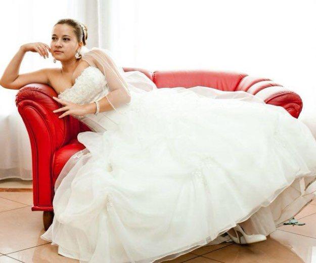 Свадебное платье эксклюзив. Фото 1. Москва.