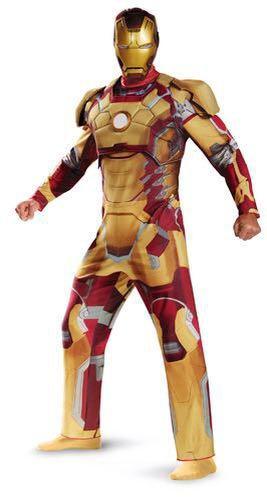 Костюм железного человека (iron man). Фото 1. Красногорск.