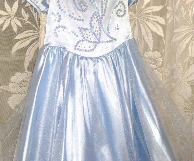 Платье на девочку 4-6лет. Фото 1. Астрахань.