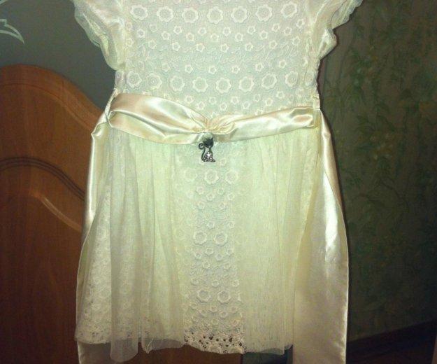 Праздничное детское платье.. Фото 1. Майкоп.