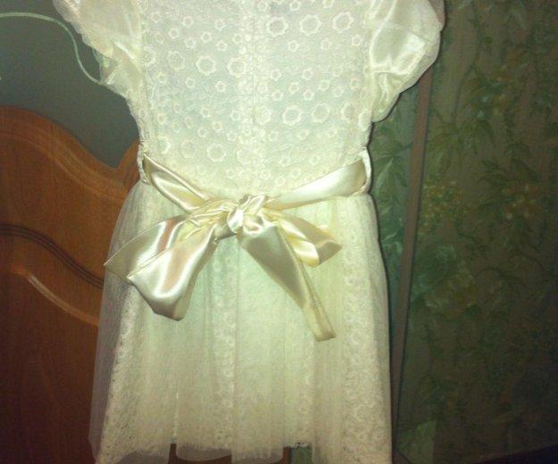 Праздничное детское платье.. Фото 4. Майкоп.