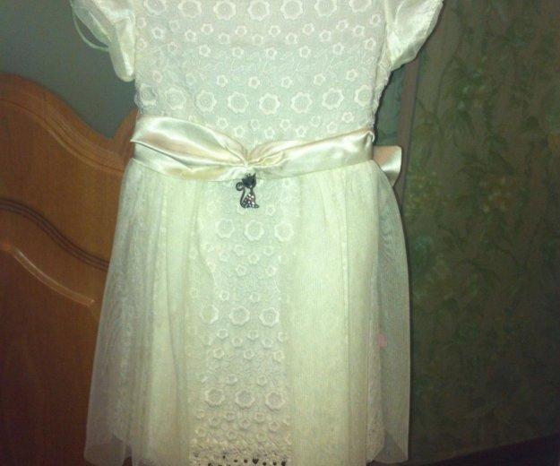 Праздничное детское платье.. Фото 2. Майкоп.