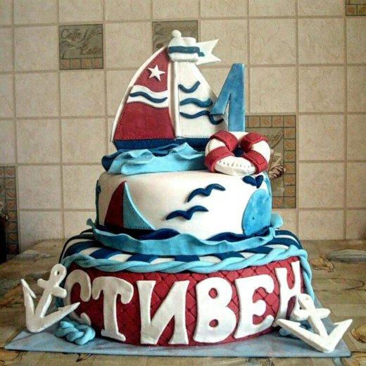 Торты и капкейки на заказ. Фото 4. Москва.