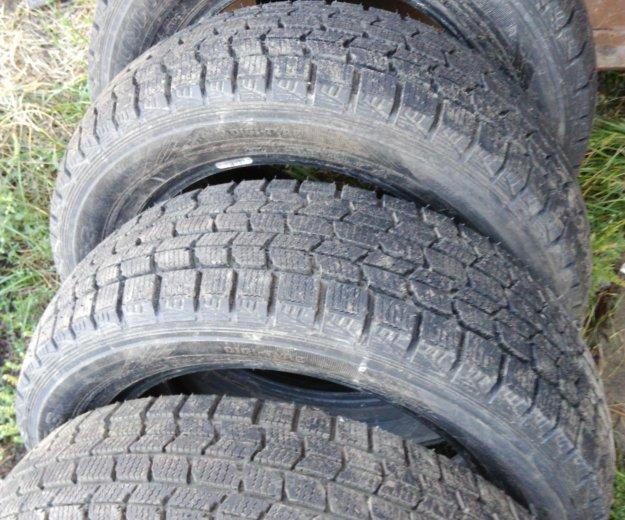 Зимние шины dunlop graspik ds3 15/185/65. Фото 2. Краснодар.