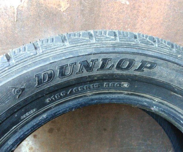 Зимние шины dunlop graspik ds3 15/185/65. Фото 3. Краснодар.