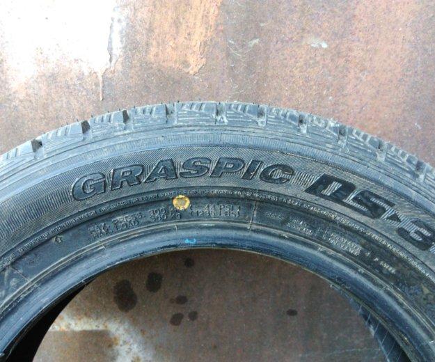 Зимние шины dunlop graspik ds3 15/185/65. Фото 4. Краснодар.