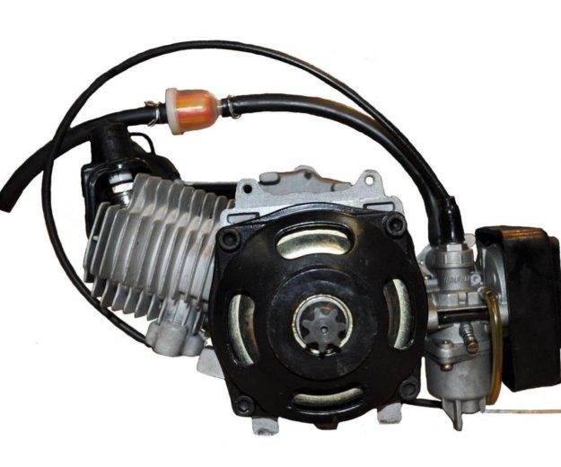 Двигатель триммер. Фото 2. Владимир.