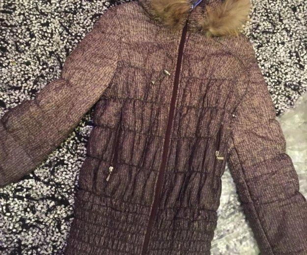 Зимняя куртка для беременных. Фото 1. Владимир.