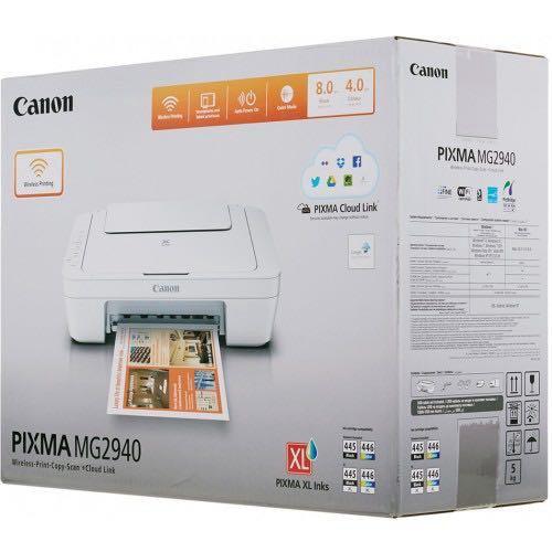 Цветной принтер canon mg2940. Фото 1. Санкт-Петербург.