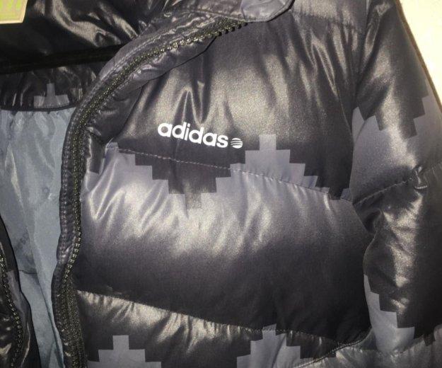 Продаю зимний пуховик adidas. Фото 4. Екатеринбург.