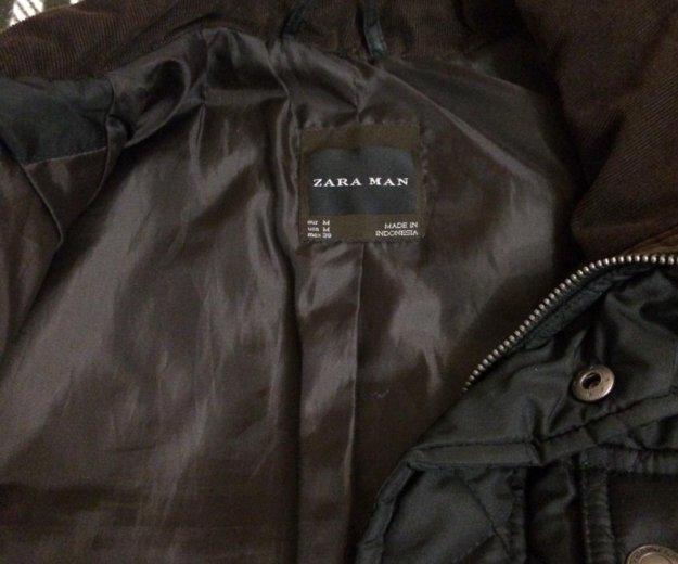 Куртка мужская zara. Фото 2. Люберцы.