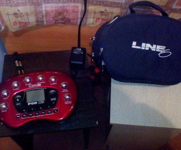 Line6 pod x3 desktop. Фото 3. Ярославль.