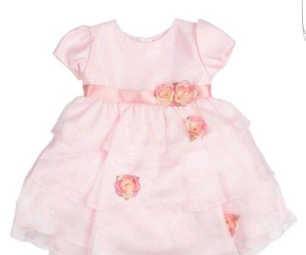 Детское платье +повязка. Фото 1. Реутов.