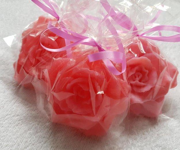 Мыло роза. Фото 1. Москва.