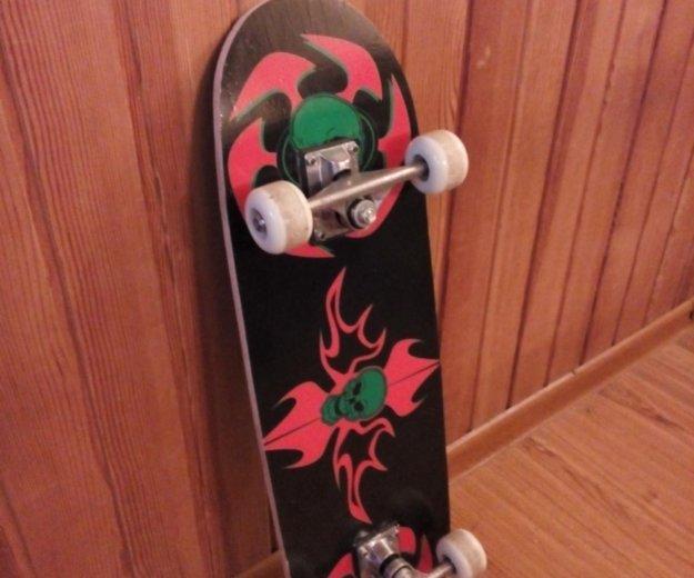 Продается новый скейтборд. Фото 2. Сочи.
