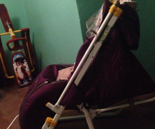 Санки-коляска ника-2. Фото 1. Петрозаводск.