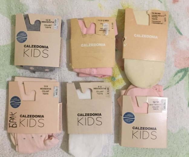 Calzedonia новые детские колготки. Фото 3. Мытищи.
