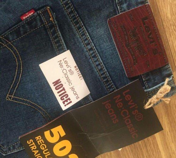 Levi's новые штаны. Фото 1. Химки.