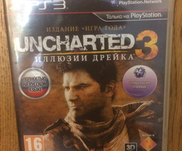 Игра на playstation3. Фото 1. Балашиха.