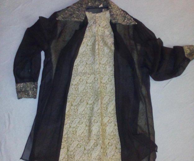 Платье с накидкой. Фото 3. Кисловодск.