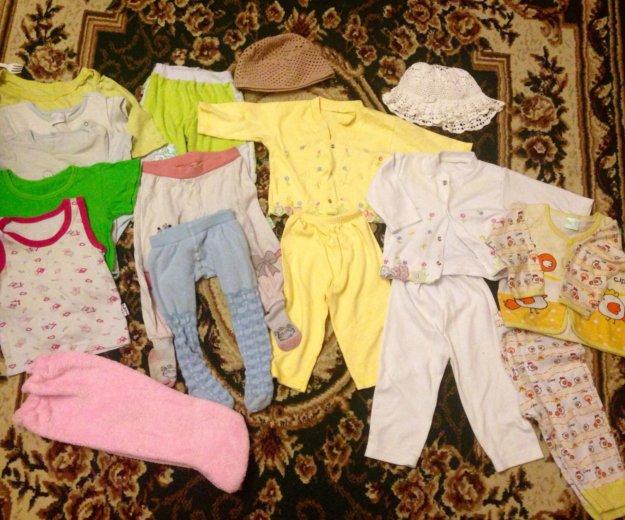 Пакет одежды от 63 до 74. Фото 1. Москва.