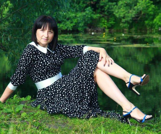 Платье ручной работы!!!. Фото 2. Томилино.