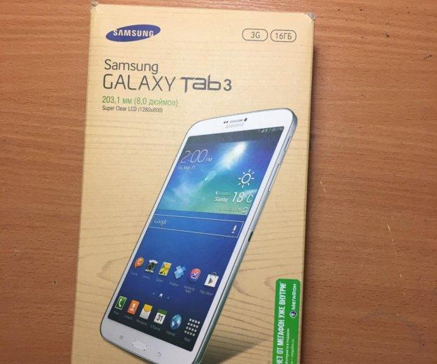 Samsung galaxy tab 3  sm-t311 16 gb 3g. Фото 1. Мурино.
