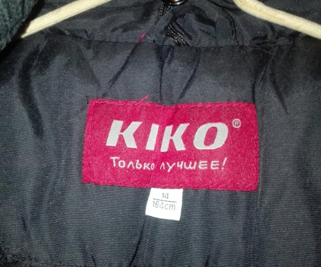Зимняя куртка фирма kiko. Фото 1. Мытищи.