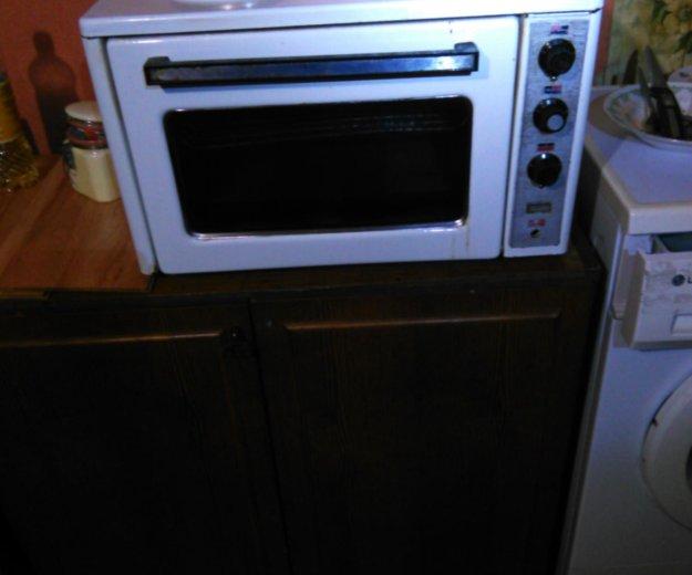 Продам плиту электрическую с духовкой. Фото 1. Калининград.