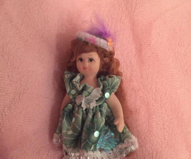 Фарфоровая куколка. Фото 1. Санкт-Петербург.