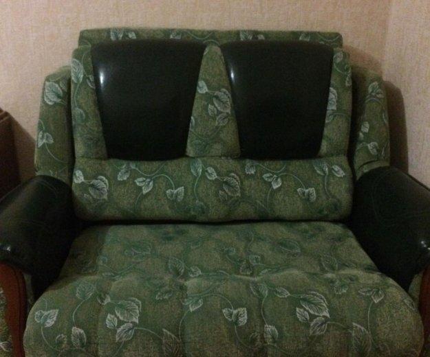 Срочно!!!!!!! диван в хорошем состоянии. Фото 1. Ростов-на-Дону.