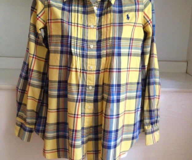 Рубашка ralph lauren. Фото 1. Москва.