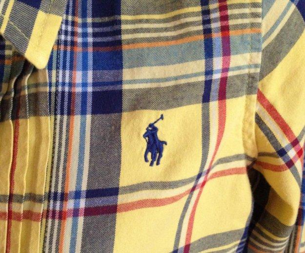 Рубашка ralph lauren. Фото 3. Москва.
