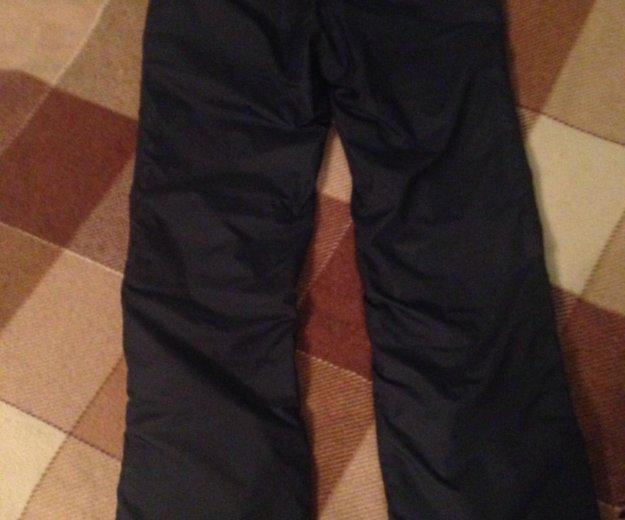 Утеплённые,новые штаны (10-11 лет). Фото 1. Котельники.