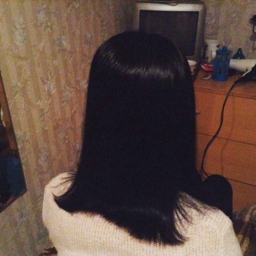 Ламинирование волос. Фото 1. Санкт-Петербург.