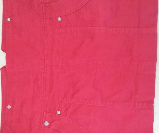 Юбка джинсовая. Фото 2. Агалатово.