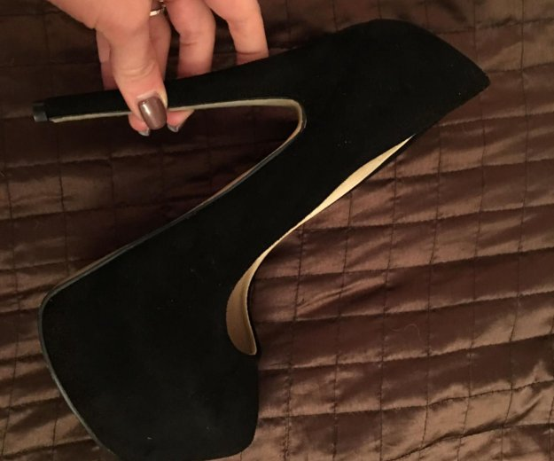 Новые! туфли на высоком каблуке. Фото 1. Москва.