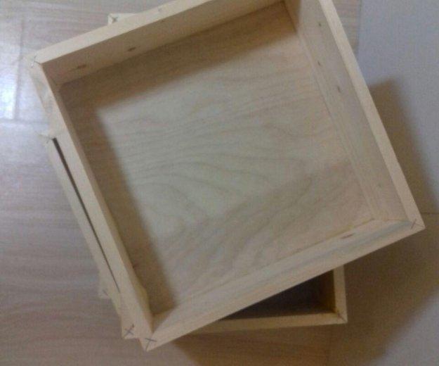 Ящики деревянные. Фото 1. Орел-Изумруд.