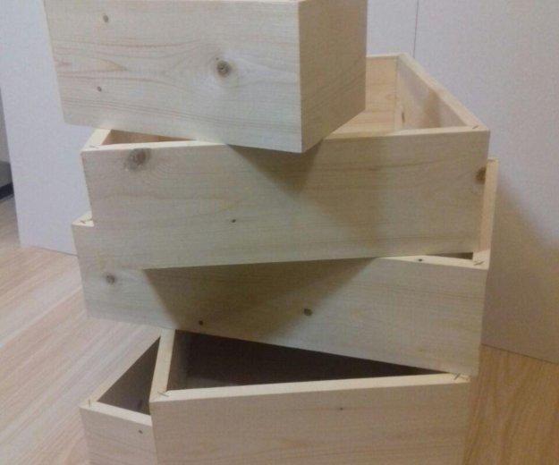 Ящики деревянные. Фото 2. Орел-Изумруд.